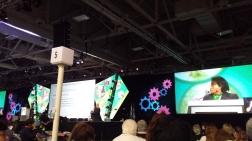 GSCM CEO Violet Apple Presenting Proposal 1