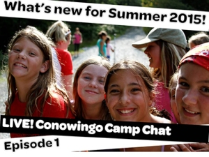 Camp Chat Episode 1