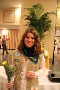 Kendra Bloom Gold Award