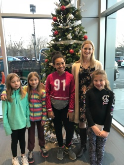 Girl Scouts with Lisa Kidd Kidd's Toyota Cockeysville