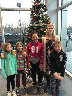 Girl Scouts with Lisa Kidd Kidd's Toyota Cockeysville