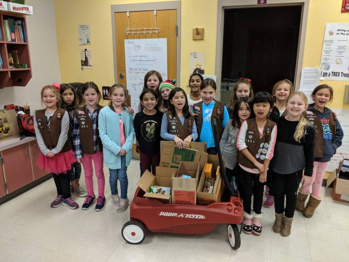 Troop 1351 Kindness of Cookies
